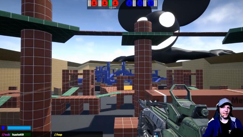 Deadmau5 video game